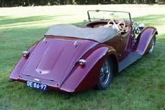Bugatti Type 57 Stelvio Drophead Coupe 57323