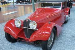 Bugatti Type 57 S Vanden Plas Drophead Coupe 57572