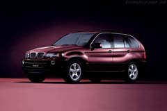 BMW E53 X5 4.4i