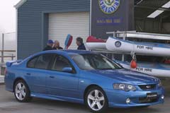 Ford BA Falcon XR6 Turbo