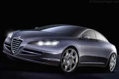 Alfa Romeo Visconti Concept