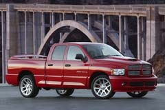 Dodge Ram SRT-10 Quad Cab
