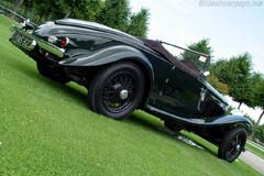 Bentley 4¼ Litre Close Coupled Roadster