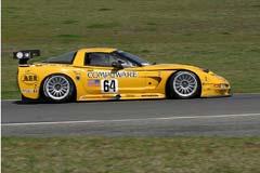 Chevrolet Corvette C5-R 010