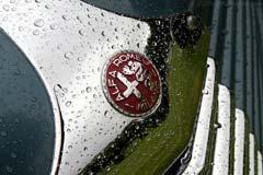 Alfa Romeo 6C 2500 S Stabilimenti Farina Cabriolet
