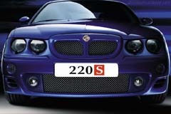 MG ZT 220S