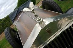 Rolls-Royce Phantom I Barker Hunting Car