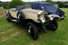 Rolls-Royce Phantom I Barker Hunting Car 9LC