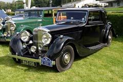 Bentley 4¼ Litre Erdmann & Rossi Sedanca