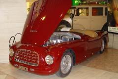Cisitalia 202 SC Castagna Spyder 154B/SC