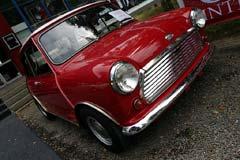 Mini Cooper Mk II 1275 S
