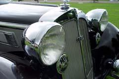 Horch 853 Sport Cabriolet