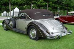 Horch 853 Sport Cabriolet
