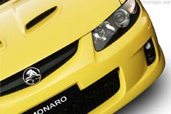 Holden VZ Monaro CV8