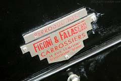 Delage D6-70 Figoni & Falaschi Competition Coupe
