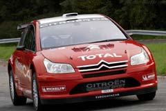 Citroën C4 WRC Concept