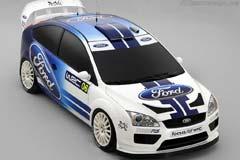 Ford Focus WRC Concept