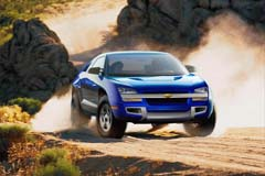 Chevrolet Borrego
