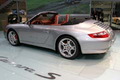 Porsche 997 Carrera S Cabriolet