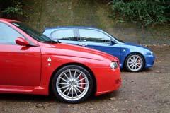 Alfa Romeo 156 GTA AM