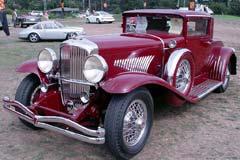 Duesenberg J Judkins Fixed-Top Coupe 2162 J-137