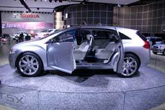 Toyota FT-SX Concept