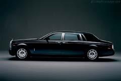 Rolls-Royce Phantom LWB