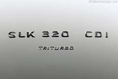 Mercedes-Benz SLK 320 CDI Tri-Turbo