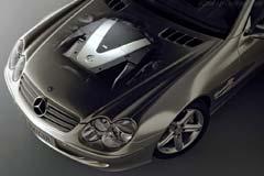 Mercedes-Benz Vision SL 400 CDI
