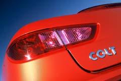 Mitsubishi Colt Coupe Cabriolet