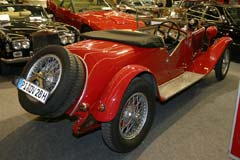 Alfa Romeo 6C 1500 Sports Two Seater 0111200