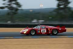 Alfa Romeo 33/2 Daytona Coda Lunga 75033.019