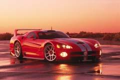 Dodge Viper GTS/R Concept