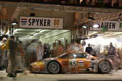 Spyker C8 Spyder GT2-R XL9GB11HX50363097
