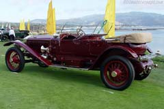 Rolls-Royce Silver Ghost Wilkinson Tourer 32PB