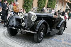 Bentley 8-Litre Barker Boat Tail Tourer