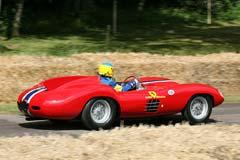 Ferrari 118 LM Scaglietti Spyder 0484LM