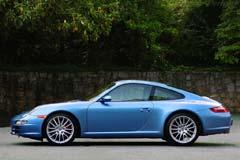 Porsche 997 Club Coupe