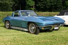 Chevrolet Corvette C2 Sting Ray 427 Coupe