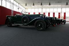 Bentley 8-Litre Gurney Nutting Open Tourer YF5011