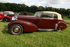 Bentley 4¼ Litre James Young Drophead Coupe B-14-KT