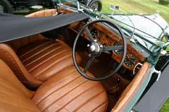 Bentley 4¼ Litre Park Ward Open Tourer
