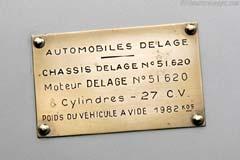 Delage D8-120 S Pourtout Aero Coupe 51620