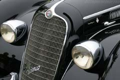 Alfa Romeo 8C 2900B Corto Touring Spider