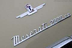 Maserati A6G 2000 Pinin Farina Berlina 2022