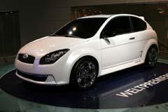 Hyundai Accent SR Concept