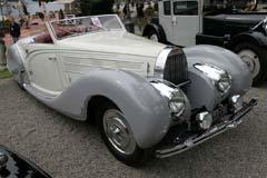 Bugatti Type 57 C Gangloff Cabriolet 57749
