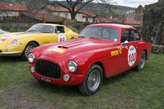 Ferrari 212 Inter Touring Berlinetta 0215EL