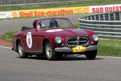 Ferrari 212 Inter Vignale Cabriolet 0255EU