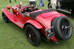 Alfa Romeo 6C 1750 SS Zagato Spider 0312884